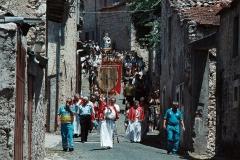 Carmine Frigioni: Festa della Madonna delle Vittorie ad Aielli